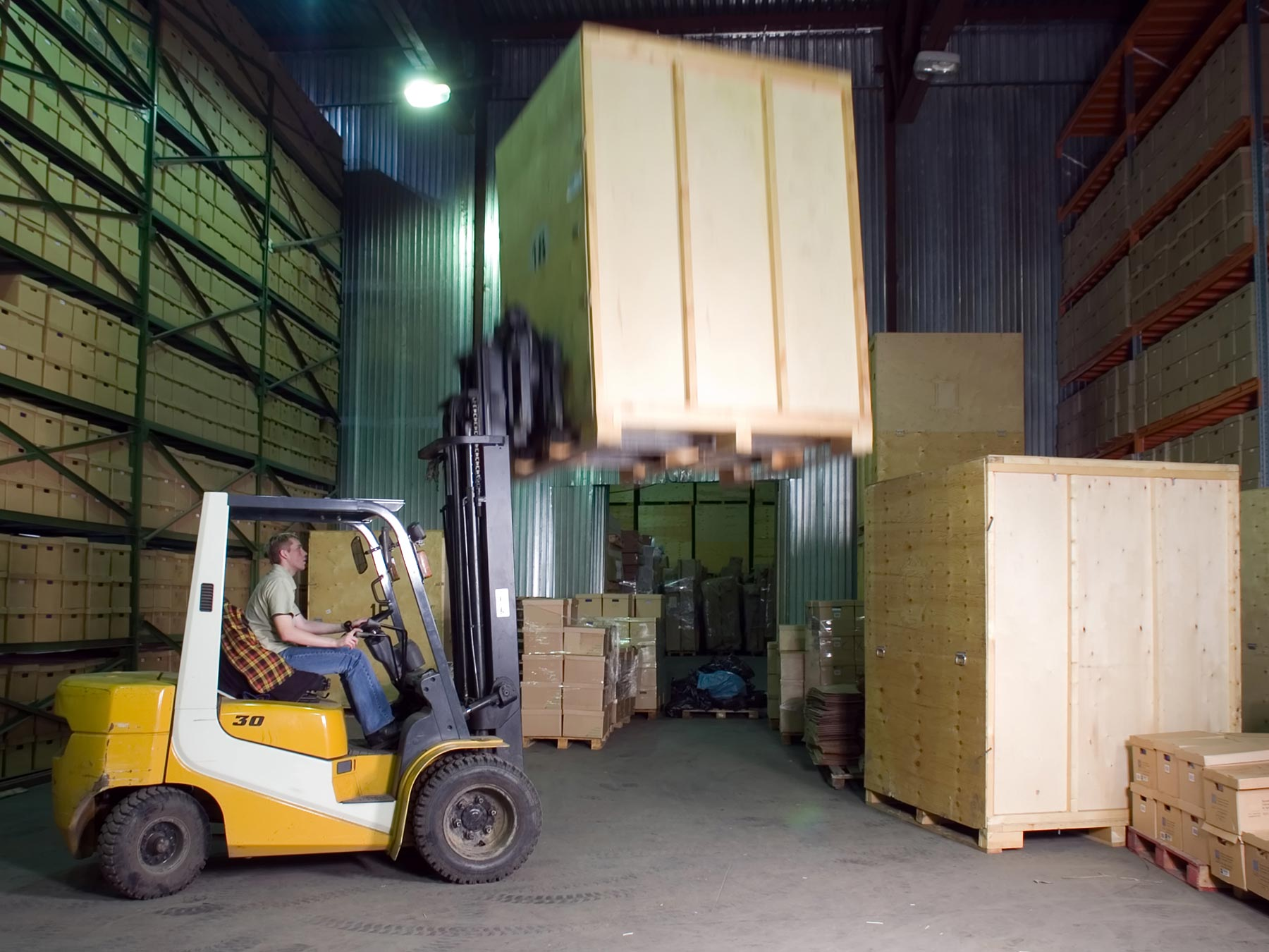 6 Important Forklift Safety Hazards