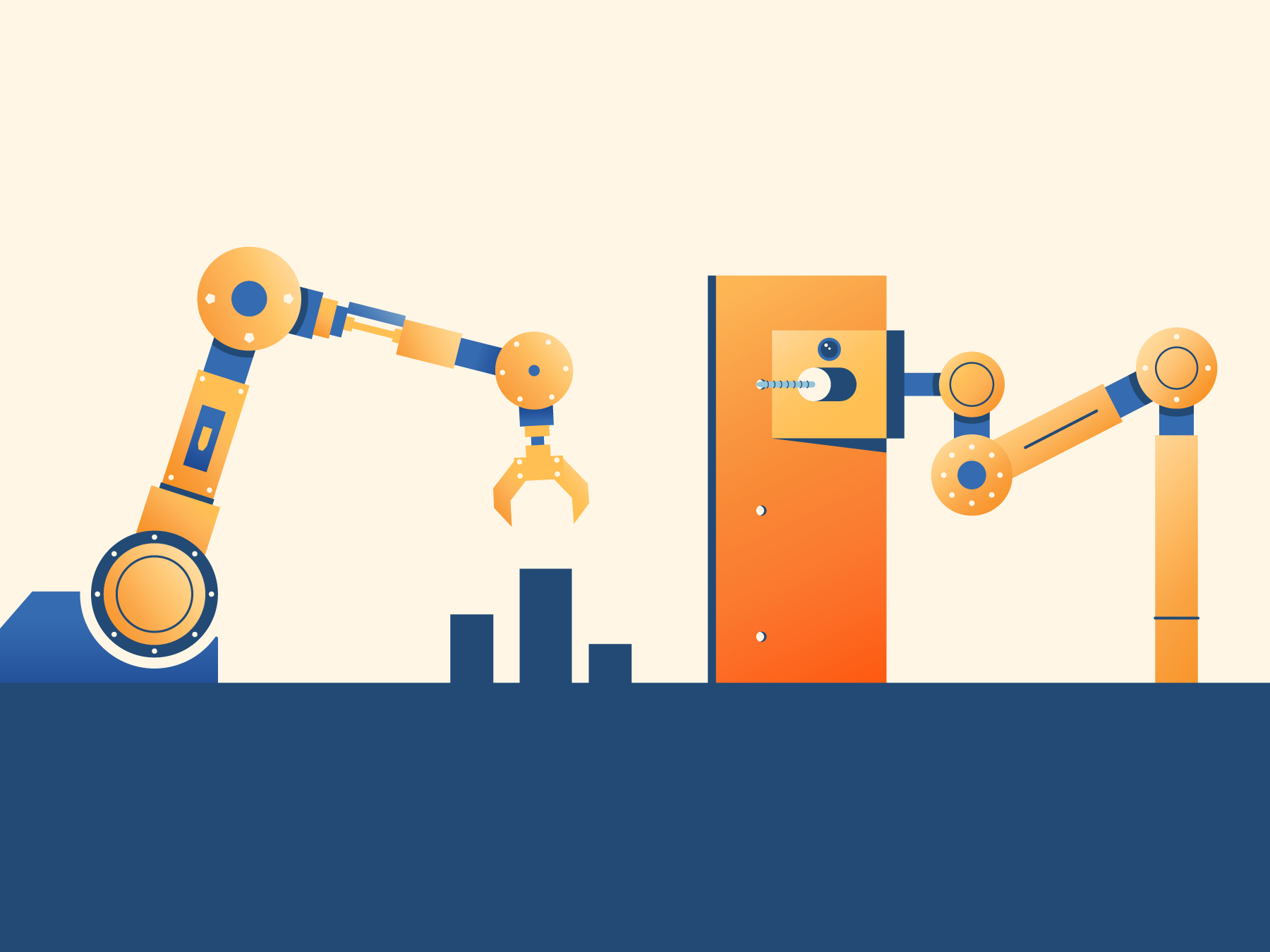 How Construction Robots Will Change The Industry