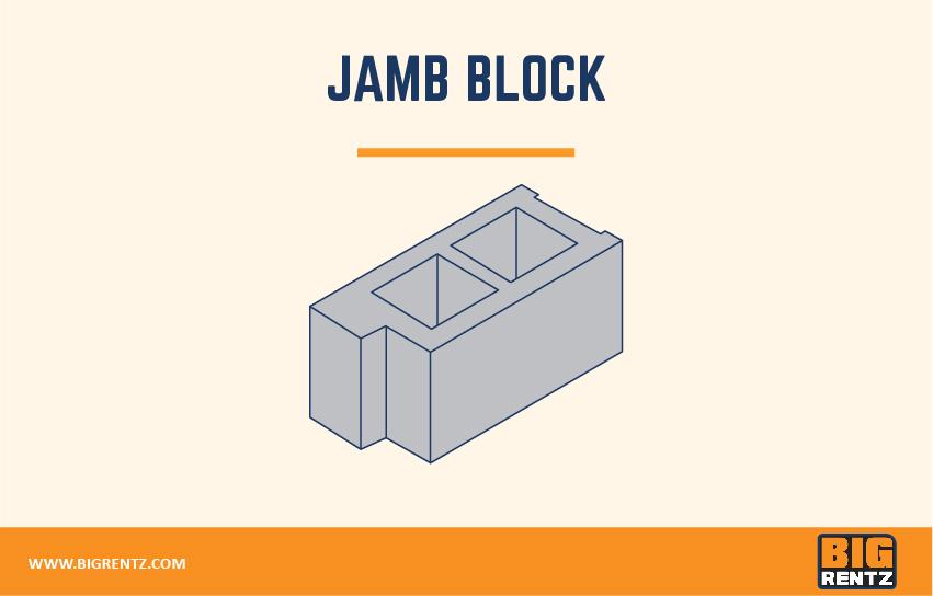 Jamb block