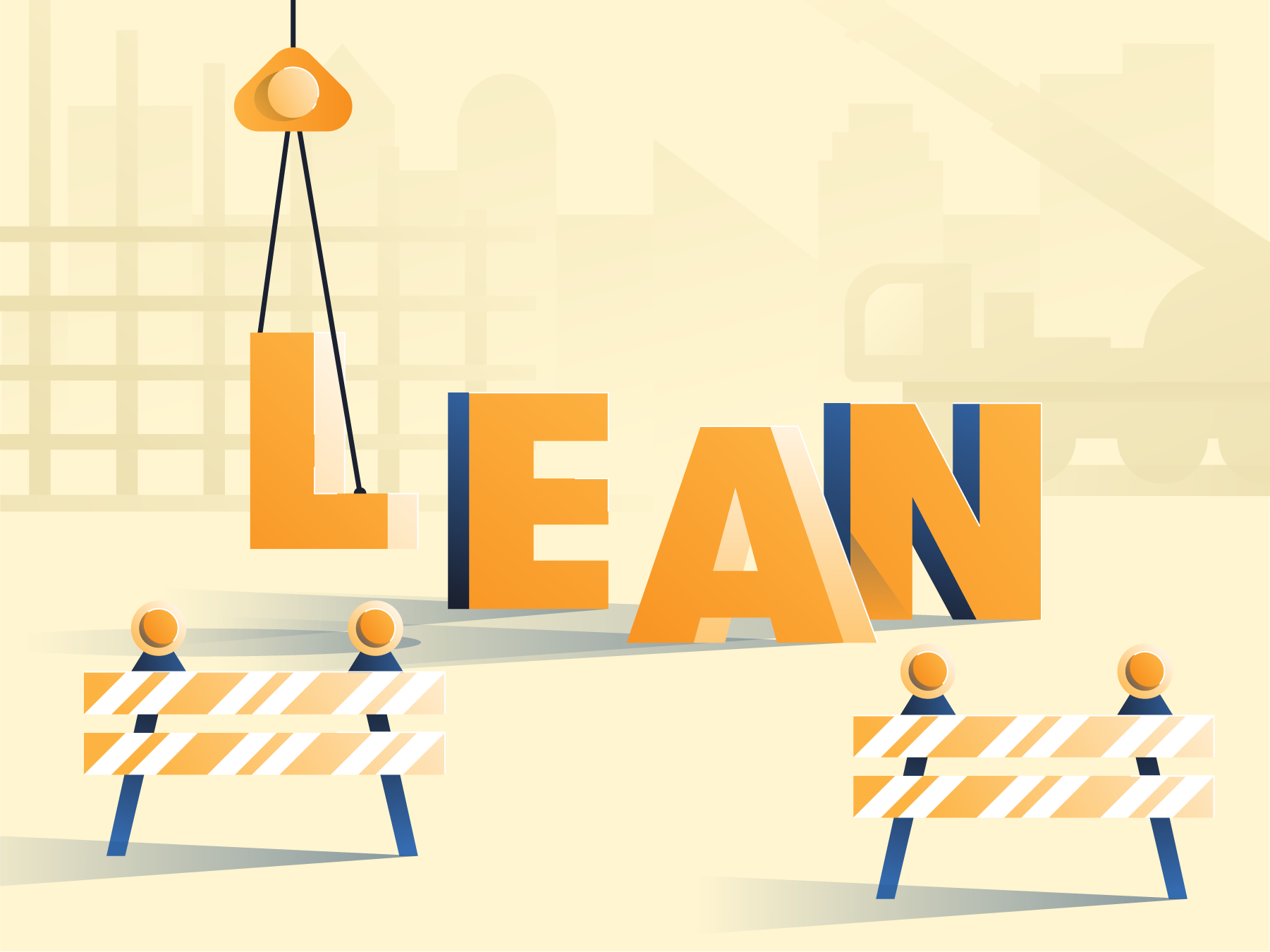 Lean Construction: Principles Shaping the Future of Construction