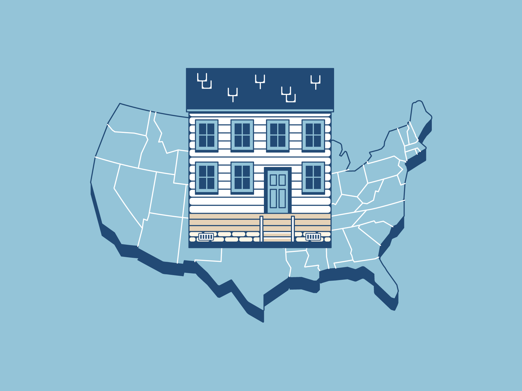 The Oldest Buildings in America