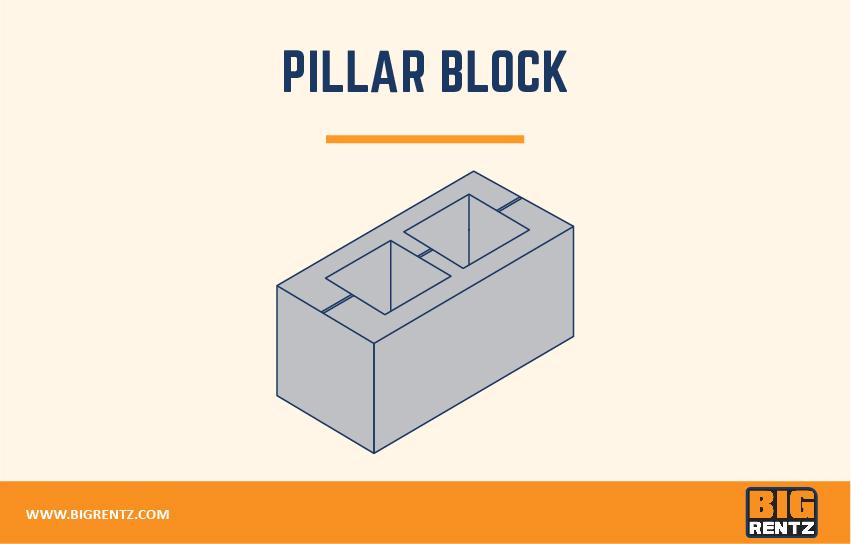 Pillar block