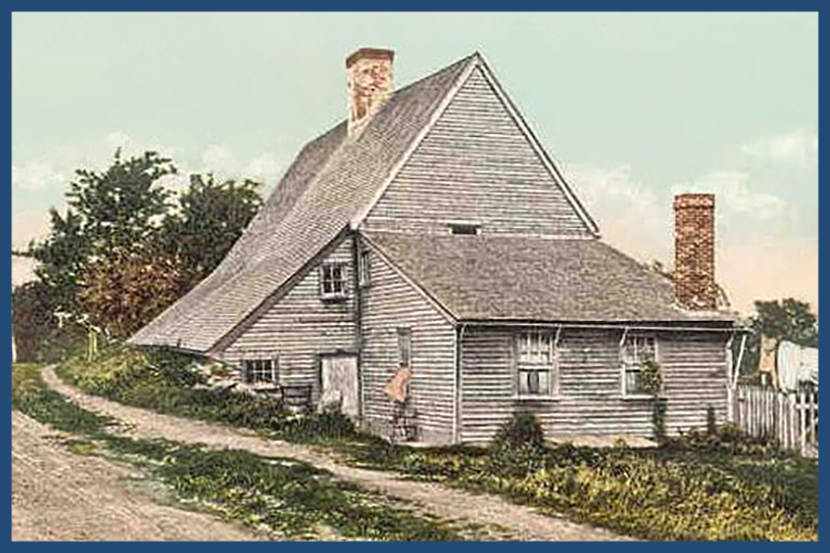 Richard Jackson House in New Hampshire