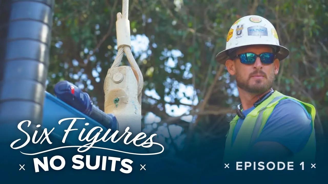 Six Figures, No Suits E1 - Drilled Shafts