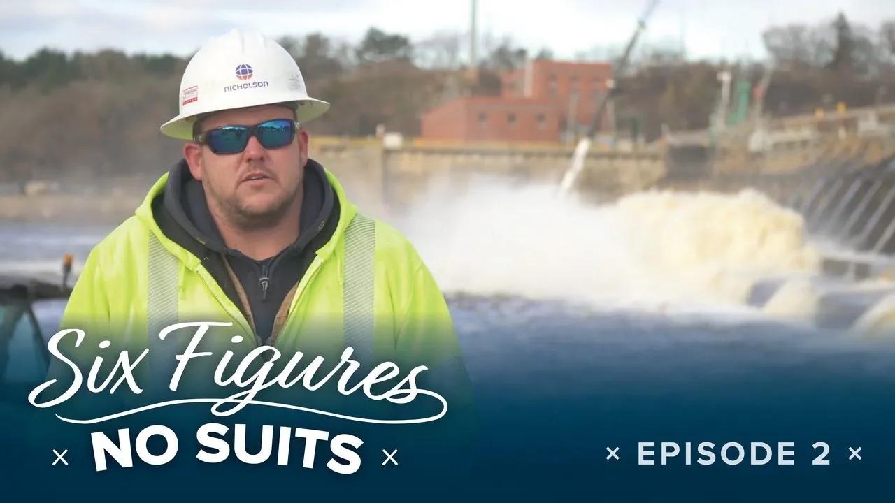 Six Figures, No Suits E2 - Dam Micropiles