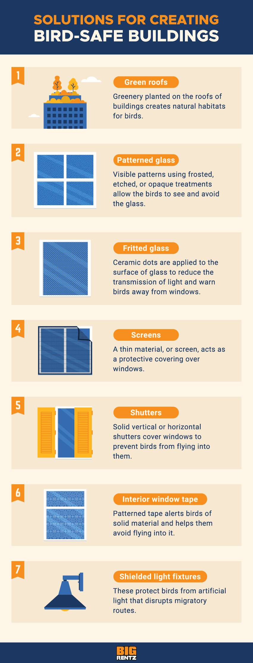solutions for creating bird-safe buildings