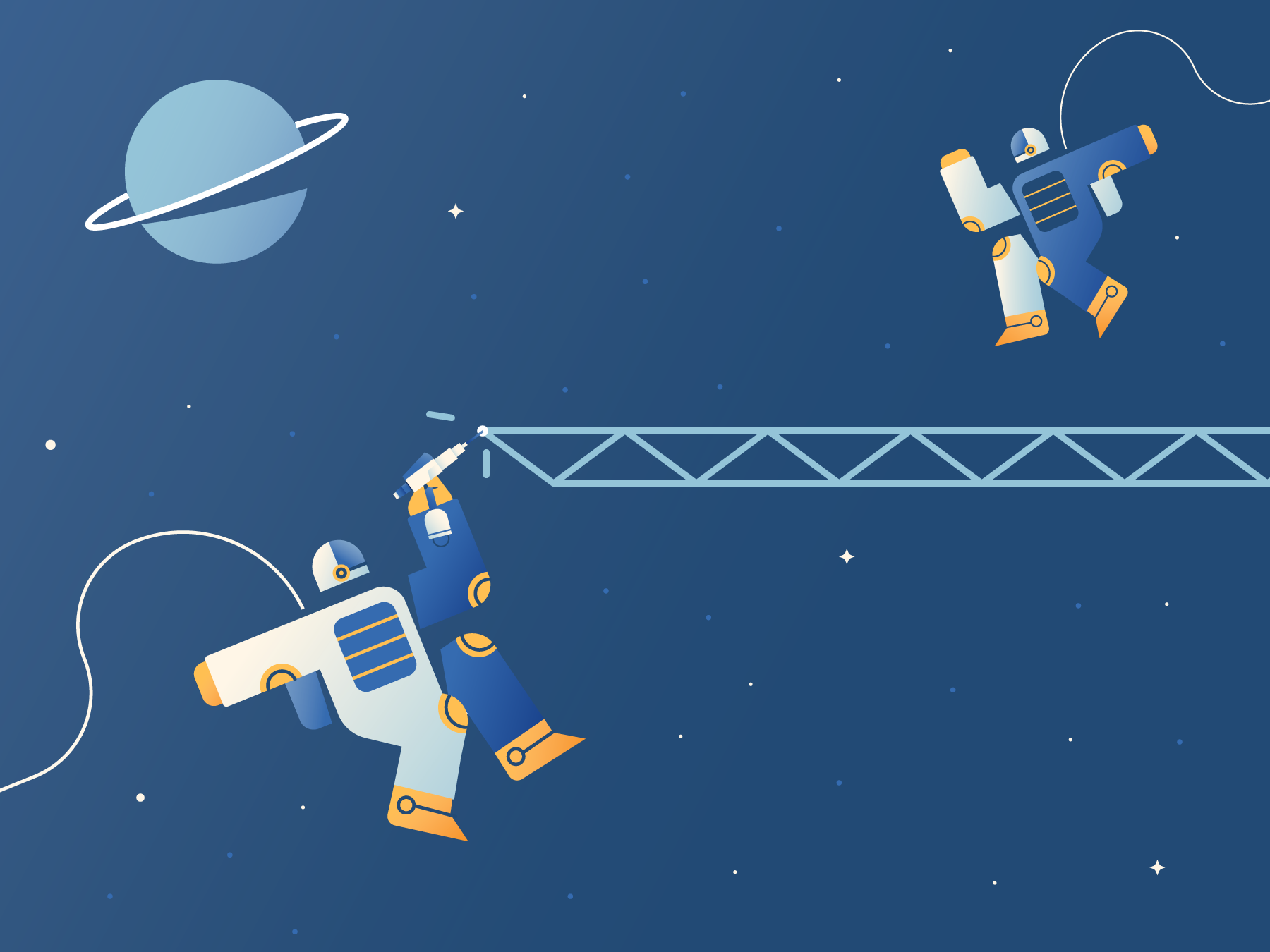Space Construction: The Industry's New Frontier