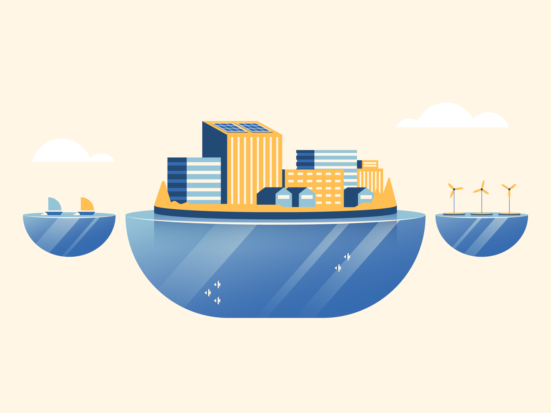 Floating Cities: Your Guide to the Future of Urban Construction