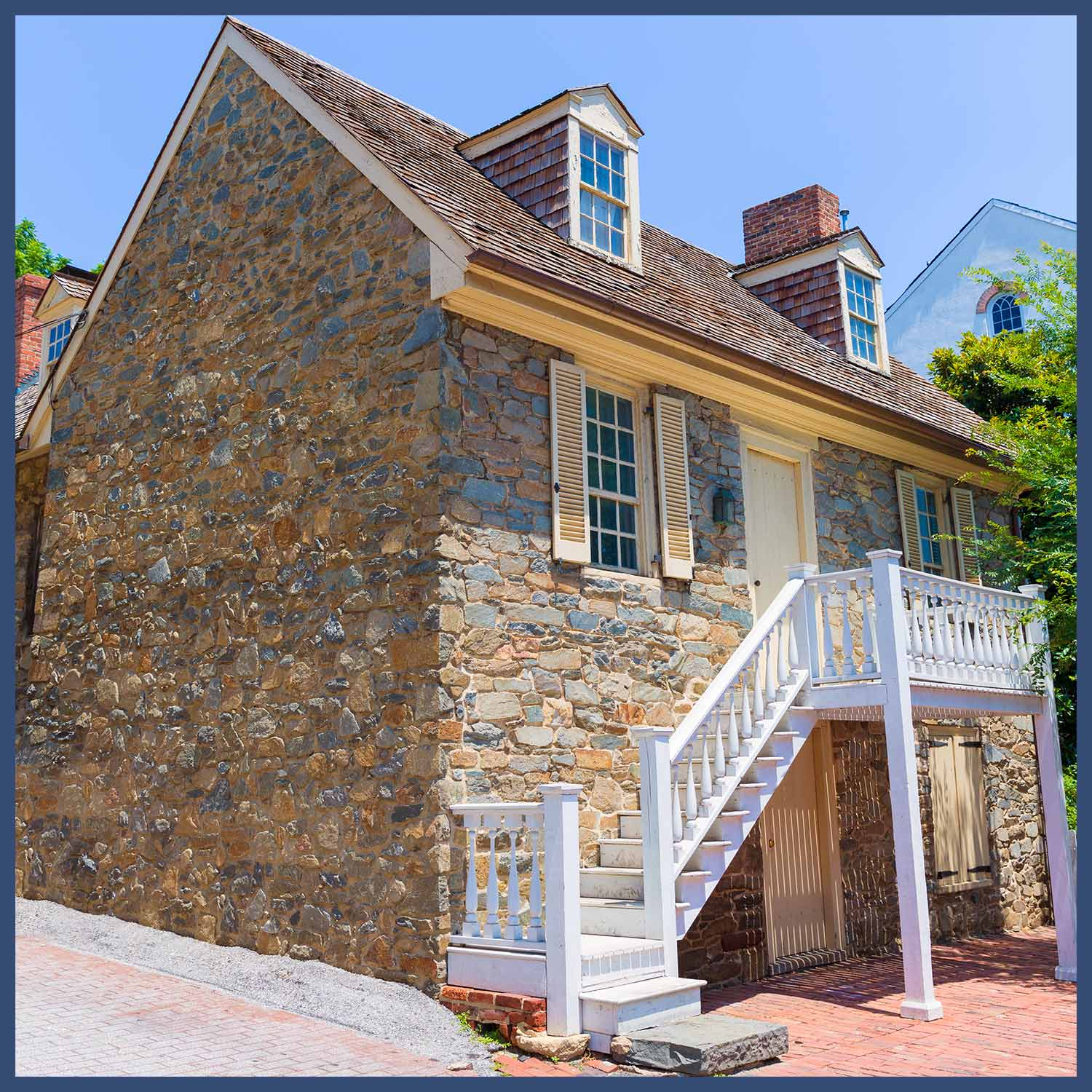 The Old Stone House in District of Columbia