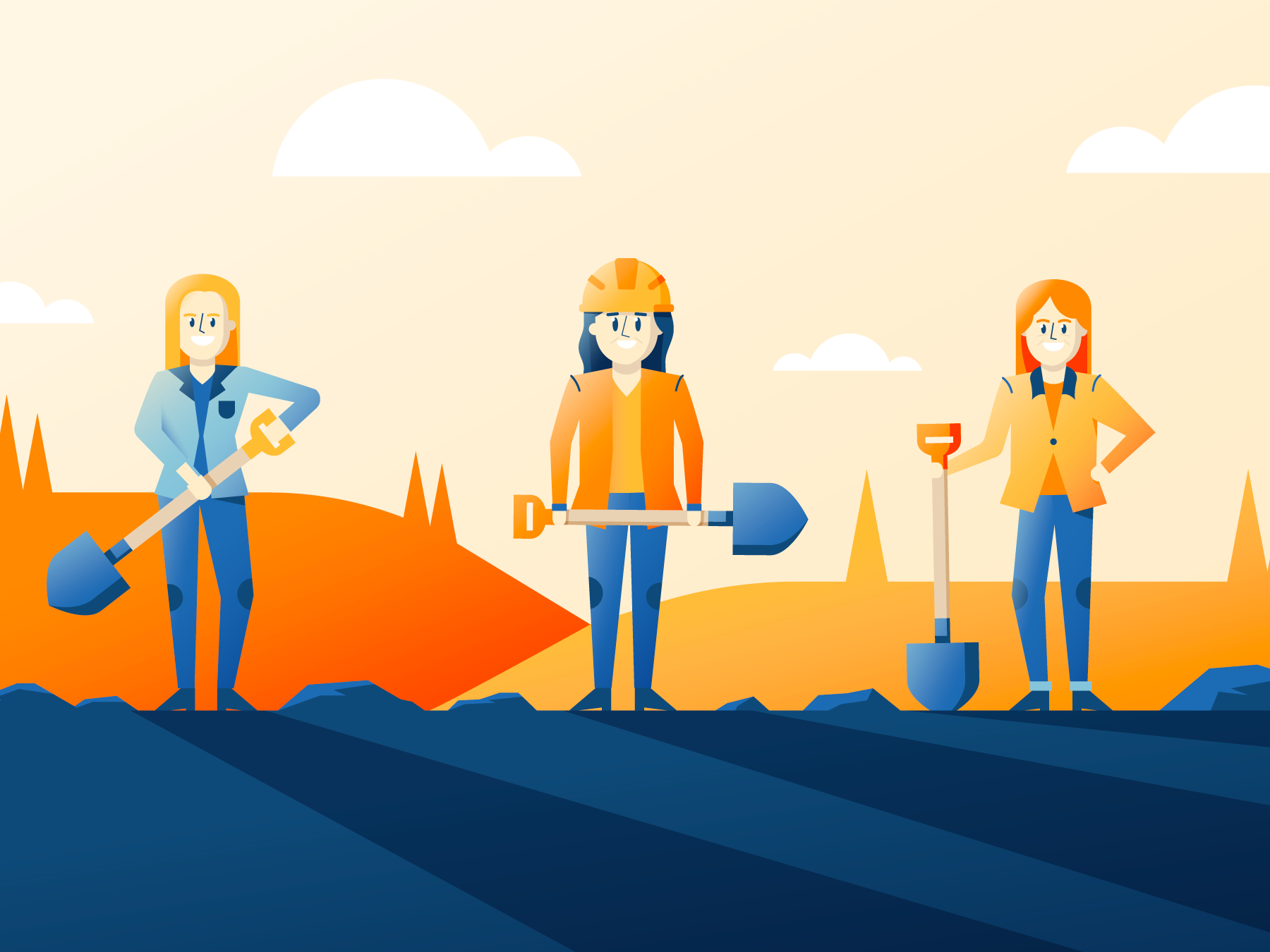 Women in Construction: The State of the Industry in 2020