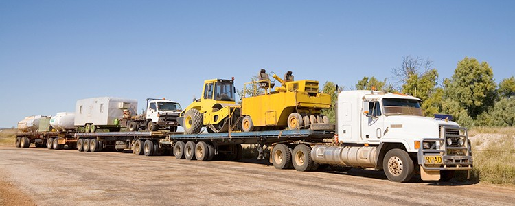 How to Start a Heavy Hauling Business