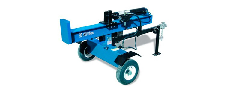 How to Change a Tire On a Hydraulic Log Splitter